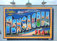 Greetings from Pensacola Fla mural - Pensacola, Florida (J.L. Ramsaur Photography) Tags: jlrphotography nikond7200 nikon d7200 photography photo 2018 engineerswithcameras photographyforgod thesouth southernphotography screamofthephotographer ibeauty jlramsaurphotography photograph pic tennesseephotographer pensacolabeachfl florida escambiacountyflorida emeraldcoast beach ocean gulfofmexico sand waves pensacolabeach floridapanhandle worldswhitestbeaches cradleofnavalaviation gulfislandsnationalseashore westerngatetothesunshinestate americasfirstsettlement pensacolabeachflorida pcola redsnappercapitaloftheworld cityoffiveflags pcolabeach greetingsfrompensacolaflamural pensacolamural mural painting artwork art hdr worldhdr hdraddicted bracketed photomatix hdrphotomatix hdrvillage hdrworlds hdrimaging hdrrighthererightnow sign signage it'sasign signssigns iseeasign signcity brewhaha muralatbrewhaha