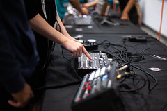 Waveform: Music and Tech Event (kexplive) Tags: waveform livingcomputers synths synthesizer wave synthwave museum seattle waveformmusicandtechevent