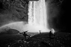 20180909-140735ASW (AlexM.) Tags: atlantik europa fluss iceland insel island meer regenbogen skogafoss skogar wasserfaelle wasserfall europe ocean rainbow river sea waterfall girls photospot