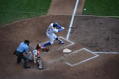 2018-252 - Grand Slam (Steve Schar) Tags: 2018 wisconsin milwaukee project365 nikon nikond7100 mlb baseball milwaukeebrewers millerpark jonathanschoop grandslam homerun