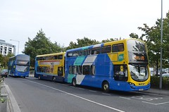 Blue,Yellow & White (@ tb 2018) Tags: 11572 11573 route175 goaheaddublin dublinbus tallaght route27 ballymountdepot ringsenddepot sg class