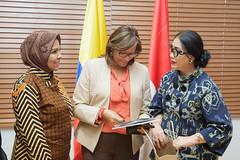 PRESIDENTA DE LA ASAMBLEA NACIONAL, REUNIÓN CON REPRESENTANTES DE LA EMBAJADA DE INDONESIA, QUITO 19 DE SEPTIEMBRE 2019. (Asamblea Nacional del Ecuador) Tags: asambleaecuador asambleanacional elizabethcabezas presidenta indonesia