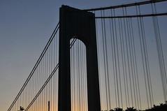Verrazano-Narrows Bridge (Triborough) Tags: ny nyc newyork newyorkcity richmondcounty statenisland fortwadsworth park nationalpark nps nationalparkservice vnb verrazanonarrowsbridge