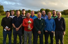 Total Golf Scratch Cup Prize Winners