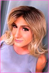 9/9/18 (Trans-Amee (CD)) Tags: transamee trans transgender me crossdresser crossdressing gurl