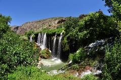 Yeşilköy Şelalesi (Efkan Sinan) Tags: yeşilköyşelalesi yeşilköy zamantıirmağı yerköprü kayseri waterfall doğa nature yahyalı türkiye türkei tr turchia turquie