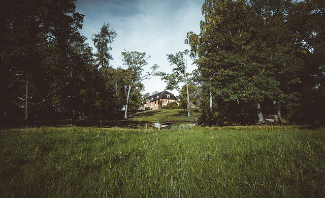 The Bogstad Farm in Norway