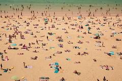 La Concha Beach // San Sebastian (bior) Tags: spain basquecountry sansebastian donostia fujifilmxpro2 coast beach xf35mmf14 laconcha