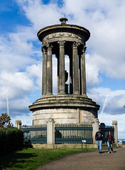 Dugald Stewart Monument, Edinburgh (p.mathias) Tags: dugald stewart monument memorial scottish caltonhill edinburgh scotland architecture history