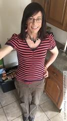 August 2018 - Leeds Pride weekend - LFF (Girly Emily) Tags: crossdresser cd tv tvchix tranny trans transvestite transsexual tgirl tgirls convincing feminine girly cute pretty sexy transgender boytogirl mtf maletofemale xdresser gurl glasses dress hull boots highheels jeans