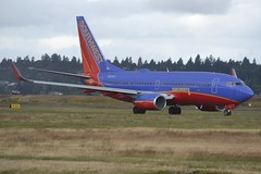 N210WN (LAXSPOTTER97) Tags: southwest airlines boeing 737 737700 n210wn cn 34162 ln 1690 aviation airport airplane kpdx