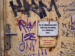 Hungary (MaCo113) Tags: hungary graffiti