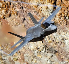 ROYAL NETHERLANDS F35A (Dafydd RJ Phillips) Tags: f35 f35a 323 tes royal netherlands air force dutch aviation death valley edwards afb ot operational test star wars canyon panamint jedi transition