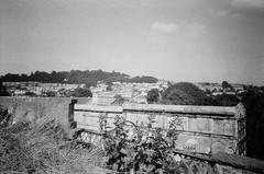 Bath, UK (esmeelily) Tags: 35mm film analog lomo lomography grain ilford black white is dead olympus trip af 50