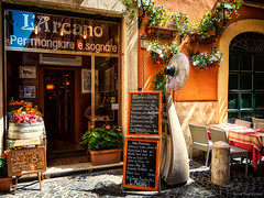 Roma 2016 (michaelbeyer_hh) Tags: rome rom street food penf