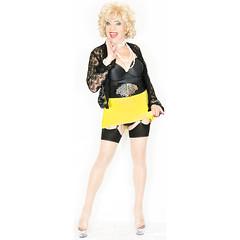 home18612 (Ann Drogyny) Tags: shoes legs heels crossdress crossdresser crossdressing cd tv tg ts transvestite transgender transsexual tranny tgirl glamour pinup mature cute sexy stockings nylons suspenders garters
