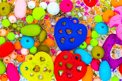 "Textures and colors- (Zahidur Rahman (Thanks for the Favs, comments and ) Tags: macro tools toys colors red green yellow blue colorful multicolor ring ball button ornament kids playing lovely vibrant beautiful details textures sizes ""multicolor"" toy"