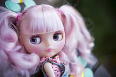 Eglentine (kokeshiboy) Tags: blythe anniversary unicorn maiden