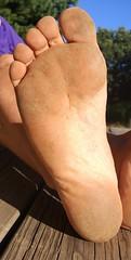 Descalzo en el Camino de Santiagp (VIVE DESCALZO) Tags: descalzo barefoot barefooter barfus