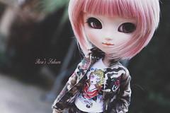 Sakura (pullip fc by Sophie Octobre) (Rose*aime*OH!) Tags: pullip pullipdoll poupée pullipfc pullipobitsu sweet beauty beautiful
