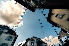 Circus (Fede Duran) Tags: streetphotography architecture switzerland sky sonyalpha sonyemount