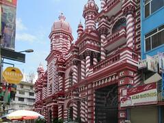 Jamiul Alfar Jummah Masjid (D-Stanley) Tags: jamiulalfarjummahmasjid jamiul alfar jummah masjid colombo srilanka