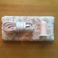 Bralette & Panty Set (kellyhogaboom) Tags: sewing vegantailor vegan thevegantailor homesewn handsewn bespoke bespokehogaboom knit knits knitfabrics bralette panty