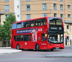 Stagecoach London - 12399 - YX16OHR (Waterford_Man) Tags: 12399 yx16ohr hybrid e400mmc stagecoachlondon