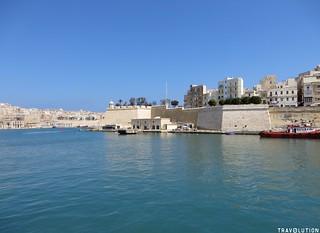 St Michael Bastion, Senglea, Valletta