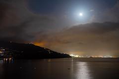 Luz de luna (jesus.calle) Tags: paisaje nocturna playa andalucía españa mediterránia luzdeluna atardecer anochecer
