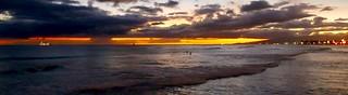 Magic Island Sun Set