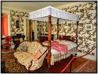 Sonnenberg Gardens & Mansion Historic Park ~ Canandaigua NY - Period Room