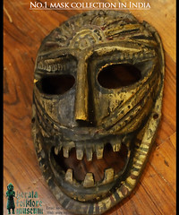 mask-80 (afebin@ymail.com) Tags: antique mask collections