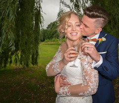 Cara and Kevin again! (simonvaux1) Tags: weddings photographs evesham river avon special day vows christian baptist chipping campden beautiful memorable happy love life dress veil white flowers bouquet nikon d800 2470 28 full frame raw simon vaux