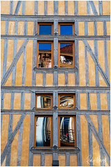 Postcard Greetings From Troyes (RudyMareelPhotography) Tags: champagneregion france troyes aube fr flickrclickx flickr ngc