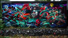 HH-Graffiti 3780 (cmdpirx) Tags: hamburg germany graffiti spray can street art hiphop reclaim your city aerosol paint colour mural piece throwup bombing painting fatcap style character chari farbe spraydose crew kru artist outline wallporn train benching panel wholecar