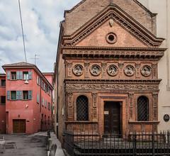 Oratorio dello Spirito Santo (Vanni Lazzari - VL) Tags: bologna oratorio