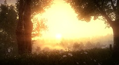 The Crack Of Dawn (The Bearer Of Victory) Tags: everybodysgonetotherapture reshade 4k indie firstpersoncamera