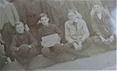 6th Class at Prahran School, Victoria - very early 1900s -detail (Aussie~mobs) Tags: vintage victoria prahran school class group students scholars pupils australia 6thclass