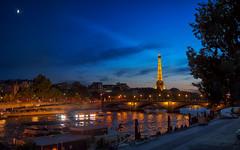 I love Paris II (zimoch84) Tags: paris eiffel tower night evening loara