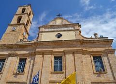 Greece (mademoisellelapiquante) Tags: greece europe crete chania xania port church greekorthodox orthodox