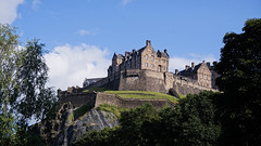 Edinburgh Castle (p.mathias) Tags: edinburgh castle castles history historical historic city uk united kingdom europe sony a5100 architecture building csc summer scotland scottish