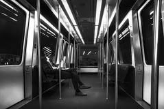 Train (Serge Seva) Tags: airport alone alonebusinessmenlike aloneintrain business candid earlymorning frankfurtairport fujifilm germany lithuanianphotographers lufthansa morning perspective russianphotographers serge sergeseva sergesevaphotos single sreet suit train underground urbanlife wellingtonphotographers