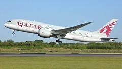 A7-BCK (AnDyMHoLdEn) Tags: qatar 787 dreamliner oneworld egcc airport manchester manchesterairport 23l