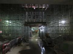 Pont Cardinet métro (portemolitor) Tags: paris 17ème pontcardinet station métro ratp chantier 17th 17e arrondissement 75017