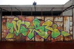 meis (Luna Park) Tags: cdmx mexicocity df mexico factory rooftop graffiti production mural vew crew vewcrew meis