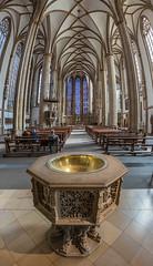St-Lamberti-Kirchenschiff (ulrichcziollek) Tags: münsterland münster nordrheinwestfalen kirche kirchenschiff gotik