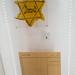 Yellow star used to identify Jews