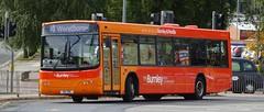 Burnley (Andrew Stopford) Tags: b3tdv y143hrn volvo b10ble wright renown transdev burnleybusco burnleypendle
