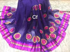 kora organza sarees | kora organza sarees with embroidery work | CF Brand | City Fashions (shivainemail_2212) Tags: kora organza sarees | with embroidery work cf brand city fashions